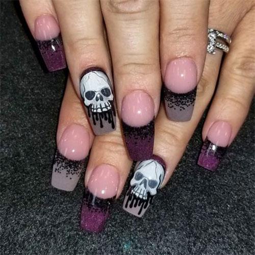 30-Halloween-Skull-Nail-Art-Designs-Ideas-2018-Monster-Nails-5