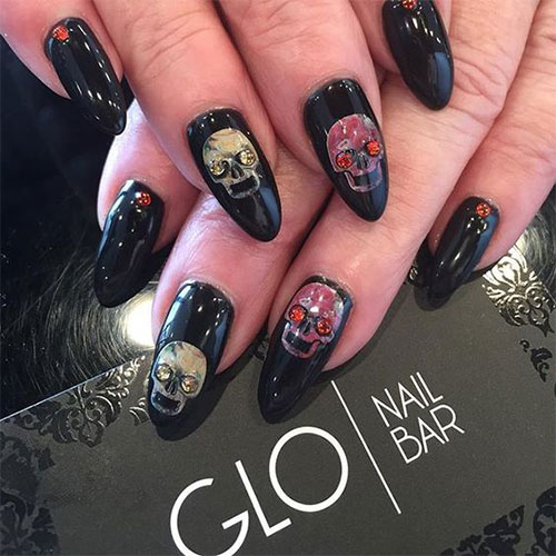 30-Halloween-Skull-Nail-Art-Designs-Ideas-2018-Monster-Nails-8