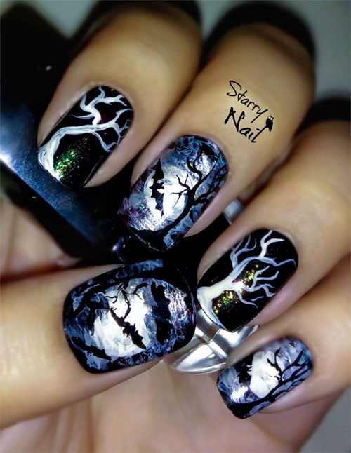 35-Best-Gel-Nails-Art-Designs-Ideas-For-Halloween-2018-24