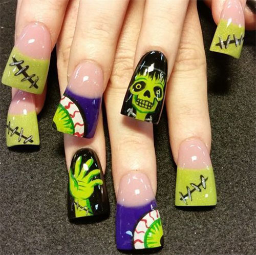 35-Best-Gel-Nails-Art-Designs-Ideas-For-Halloween-2018-4