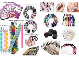 Best-Unique-Nails-Art-Pens-For-Girls-Women-2018-F