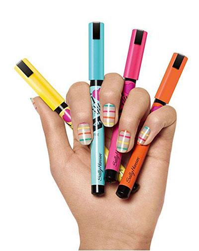 Best-Unique-Nails-Art-Pens-For-Girls-Women-2018-5
