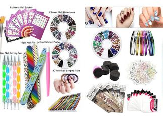 Complete-Nail-Art-Tools-Kit-Set-For-Girls-Women-2018-F