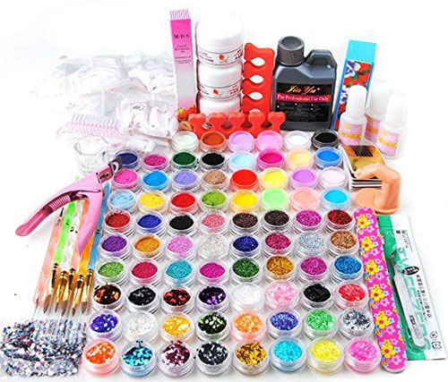 Complete-Nail-Art-Tools-Kit-Set-For-Girls-Women-2018-5
