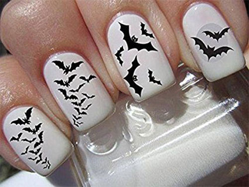 Halloween-Bat-Nails-Stickers-Decals-2018-6