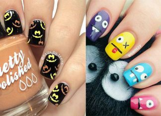 Halloween-Inspired-Nails-Art-Designs-Ideas-For-Kids-2018-F