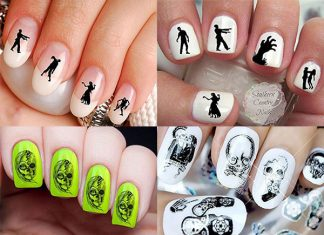 Halloween-Inspired-Zombie-Nails-Art-Decals-2018--The-Walking-Dead-Nails-F