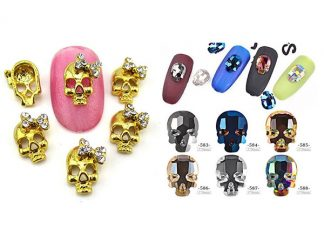 Halloween-Nail-Charms-For-Girls-Women-2018-F