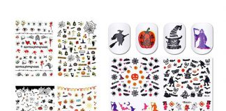 Halloween-Themed-3d-Nail-Art-Stickers-2018-3D-Nails-F