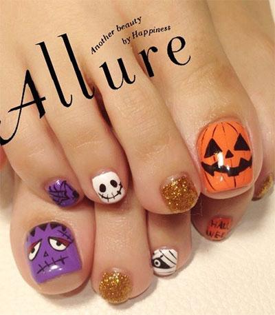 10-Halloween-Inspired-Toe-Nails-Art-Designs-Ideas-2018-9