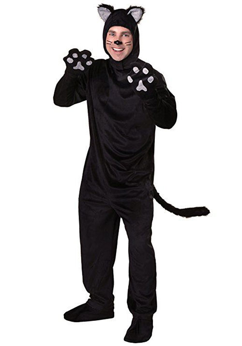 12 black cat halloween costume ideas for kids