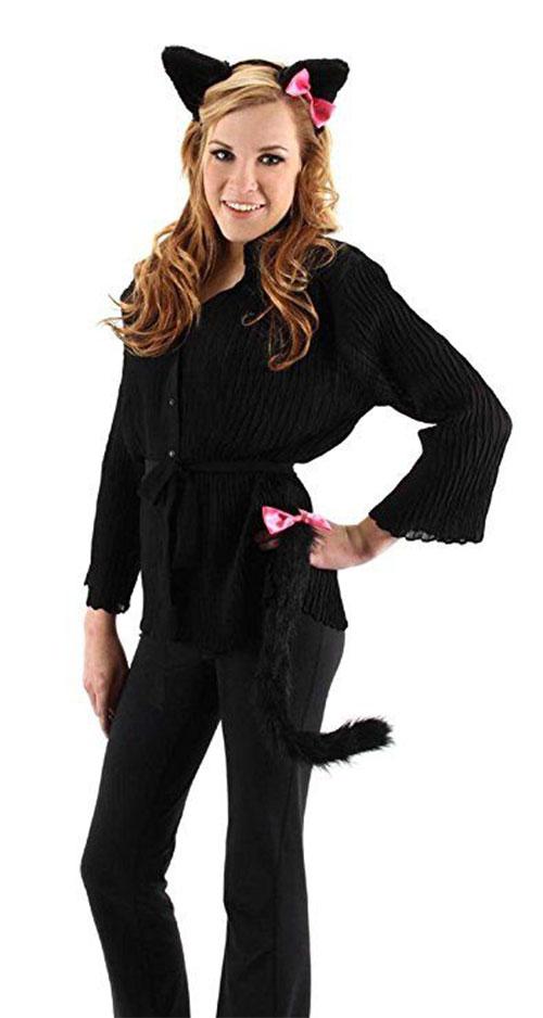 12-Black-Cat-Halloween-Costume-Ideas-For-Kids-Girls-Boys-2018-9