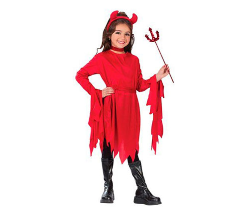 15,Devil,Halloween,Costume,Ideas,For,Kids,Girls,