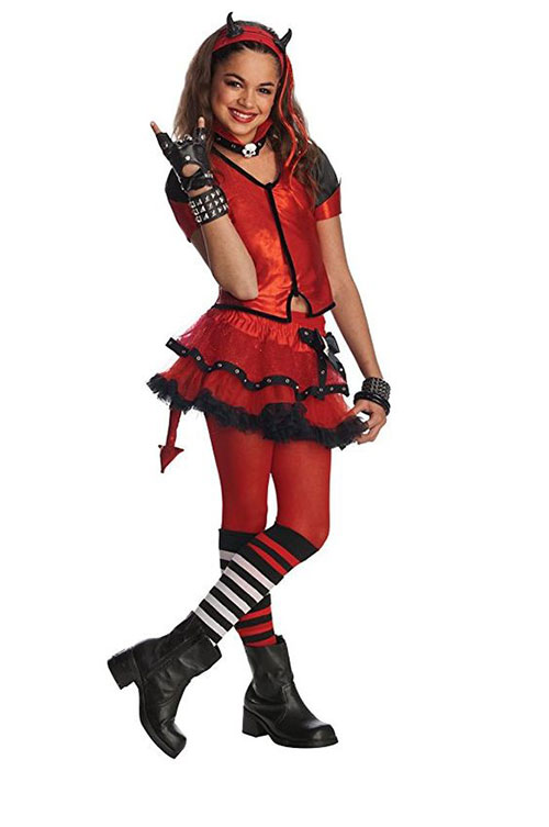 Halloween Costumes For Kids Girls 9.15 Devil Halloween Costume Ideas For Kids Girls Boys 2018