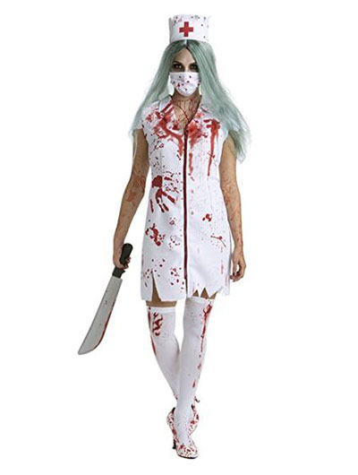 25 scary zombie halloween costumes for kids girls