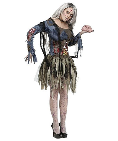 Halloween Costumes For Kids Girls Zombie.25 Scary Zombie Halloween Costumes For Kids Girls Women