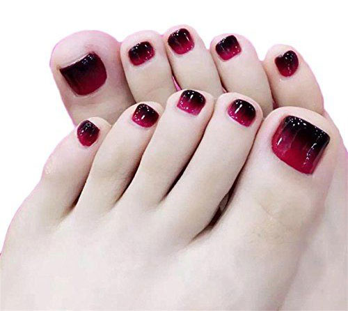 Inspired Toe Nails Stickers Decals 2018 1