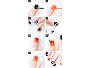Step-By-Step-Boo-Halloween-Nail-Tutorial-For-Beginners-2018-F