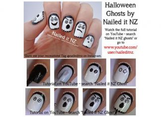 Nails Art Tutorials Archives - Idea Halloween