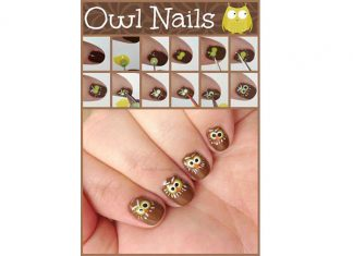 Step-By-Step-Owl-Halloween-Nail-Tutorial-For-Learners-2018-F