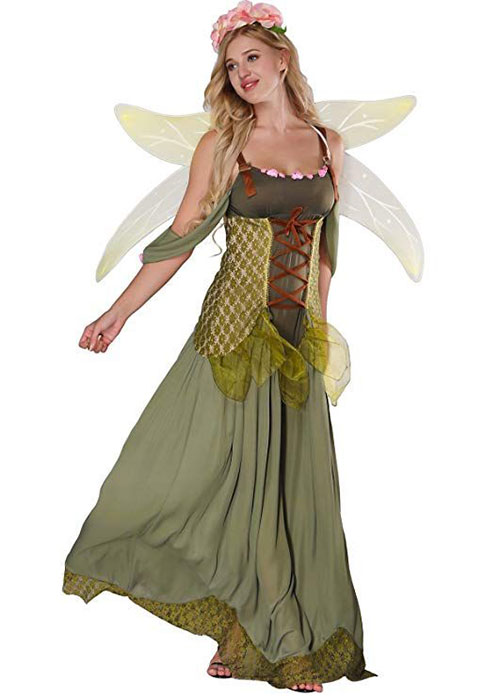 b7e15034a3a 12+ Fairy Halloween Costumes For Kids, Girls, Women & Men 2018 ...