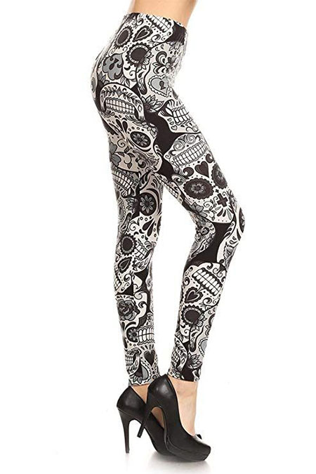 15-Halloween-Inspired-Leggings-For-Kids-Girls-Women-2018-3