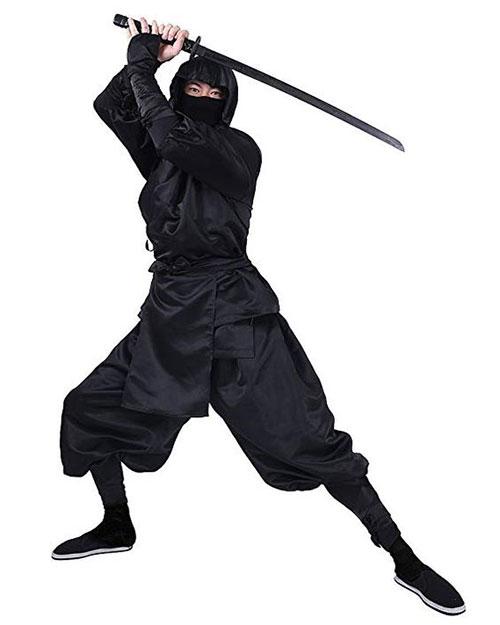 15-Ninja-Halloween-Costumes-For-Kids-Girls-Women-  sc 1 st  Idea Halloween & 15 Ninja Halloween Costumes For Kids Girls Women u0026 Men 2018 - Idea ...
