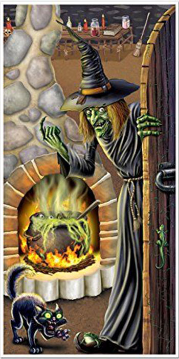 15-Creepy-Halloween-Door-Decoration-Ideas-2018-8