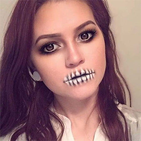 12-Last-Minute-Easy-Halloween-Makeup-Ideas-Looks-2018-7