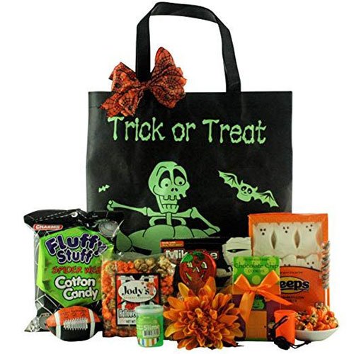 Halloween Gift Basket Ideas For Adults.12 Unique Halloween Themed Gift Treat Baskets For Kids Adults