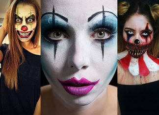 15-Easy-Clown-Halloween-Makeup-Ideas-Looks-2018-f