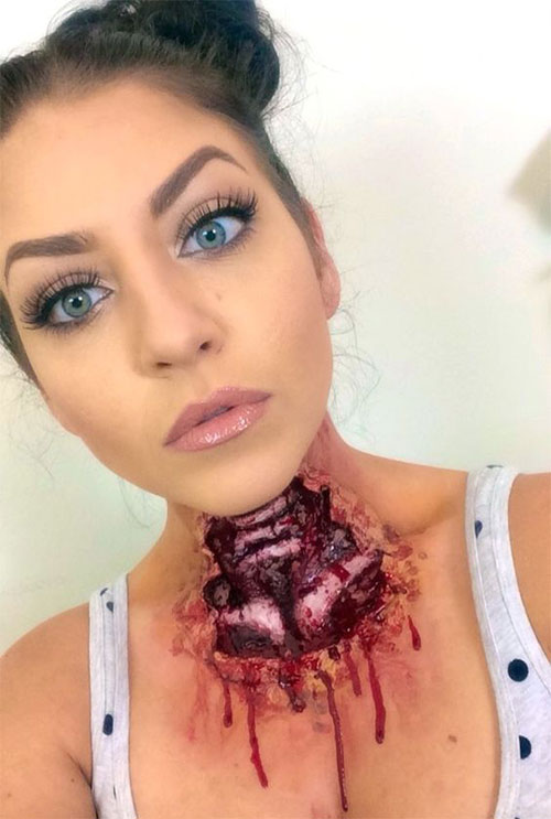 15-Horror-Halloween-Neck-Makeup-Ideas-Styles-Looks-2018-16