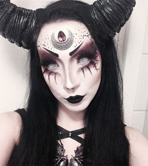18 Scary Witch Halloween Makeup Ideas Amp Looks 2018 Idea