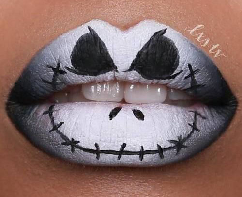 25-Amazing-Halloween-Lip-Makeup-Ideas-Looks-2018-13