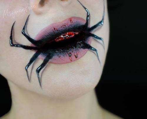 25-Amazing-Halloween-Lip-Makeup-Ideas-Looks-2018-4