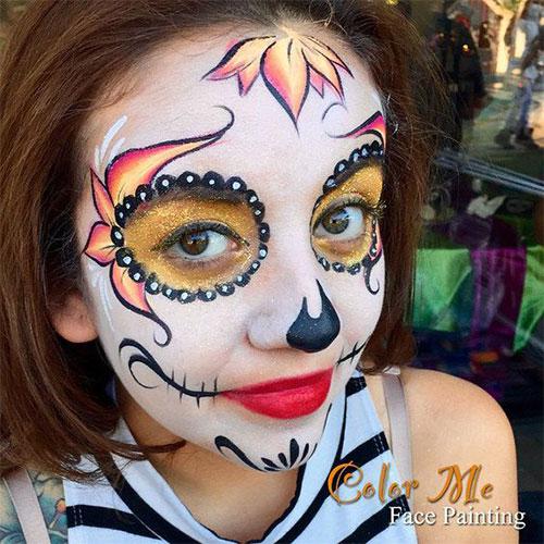 25-Unique-Halloween-Face-Paints-Ideas-For-Kids-Men-Women-2018-17
