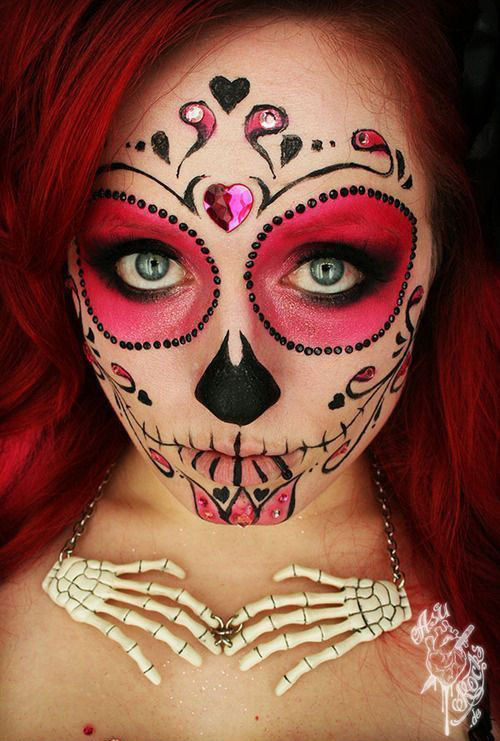 25-Unique-Halloween-Face-Paints-Ideas-For-Kids-Men-Women-2018-2