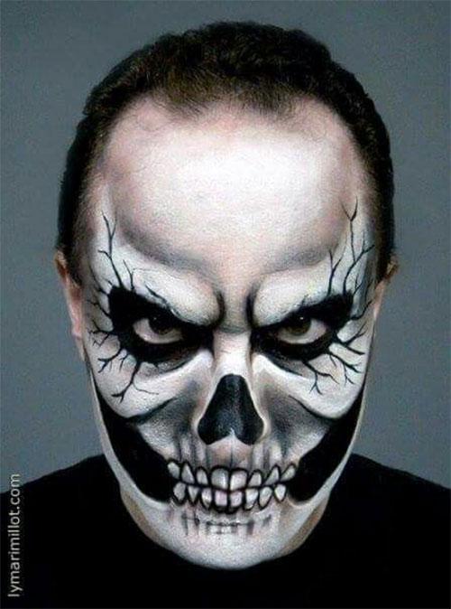 25-Unique-Halloween-Face-Paints-Ideas-For-Kids-Men-Women-2018-23