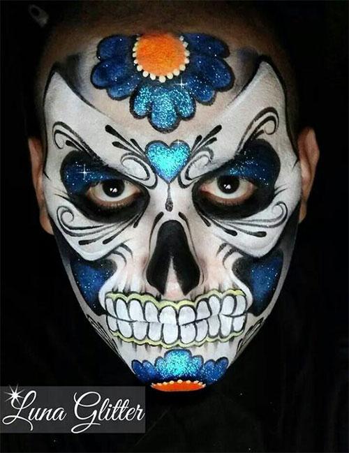 25-Unique-Halloween-Face-Paints-Ideas-For-Kids-Men-Women-2018-24