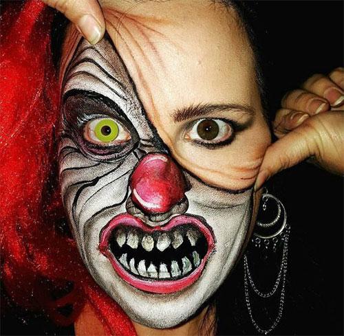 25-Unique-Halloween-Face-Paints-Ideas-For-Kids-Men-Women-2018-4