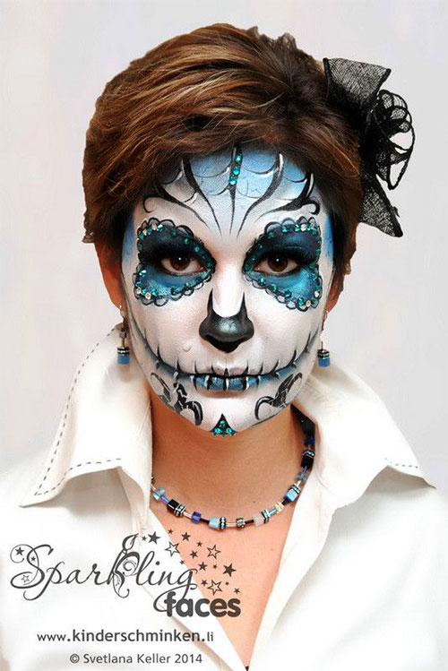25-Unique-Halloween-Face-Paints-Ideas-For-Kids-Men-Women-2018-9