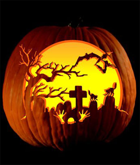 50-Best-Easy-Pumpkin-Carving-Ideas-Crafting-Patterns-2018-14