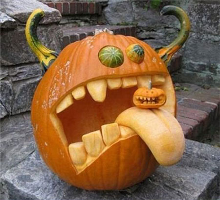 50-Best-Easy-Pumpkin-Carving-Ideas-Crafting-Patterns-2018-34