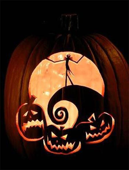 50-Best-Easy-Pumpkin-Carving-Ideas-Crafting-Patterns-2018-36