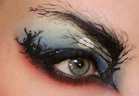 50-Best-Halloween-Eye-Makeup-Ideas-Looks-Trends-2018-13