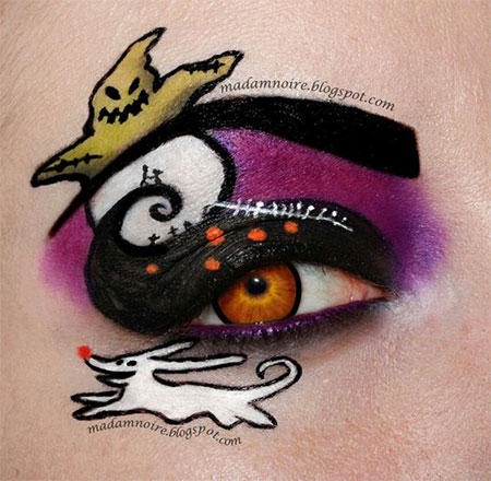 50-Best-Halloween-Eye-Makeup-Ideas-Looks-Trends-2018-14