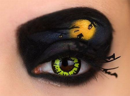 50-Best-Halloween-Eye-Makeup-Ideas-Looks-Trends-2018-26