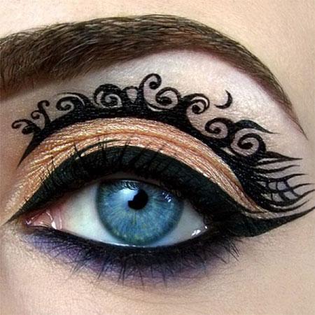 50-Best-Halloween-Eye-Makeup-Ideas-Looks-Trends-2018-27