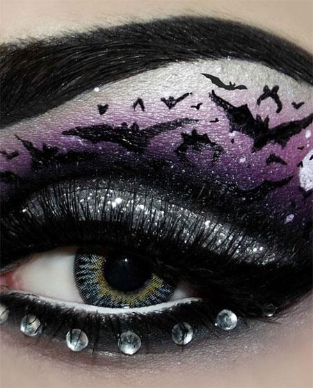 50-Best-Halloween-Eye-Makeup-Ideas-Looks-Trends-2018-30