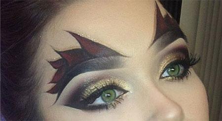 50-Best-Halloween-Eye-Makeup-Ideas-Looks-Trends-2018-45